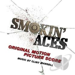 Mansell, Clint - Smokin' Aces CD Cover Art