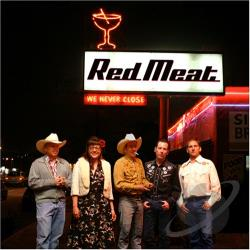 Red Meat - We Never Close CD Cover Art