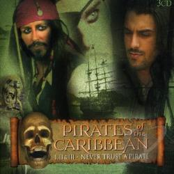 Global Stage Orchestra - Music from Pirates of the Caribbean I, II, III: Never Trust a Pirate CD Cover Art