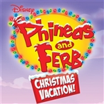 Ferb - Phineas and Ferb Christmas Vacation! DB Cover Art