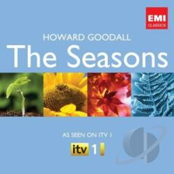 Goodall, Howard - Howard Goodall: The Seasons CD Cover Art