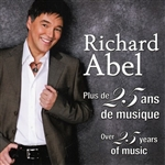 Abel, Richard - Plus de 25 ans de musique / Over 25 years of music DB Cover Art
