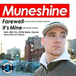 Muneshine - Farewell - Single DB Cover Art