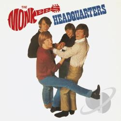 Monkees - Headquarters CD Cover Art