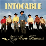 Intocable - Las Mera Buenas CD Cover Art