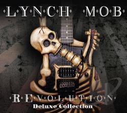 Lynch Mob - Revolution CD Cover Art
