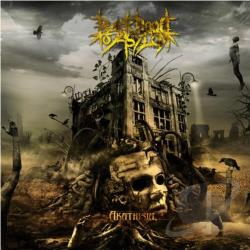Back Door To Asylum - Akathisia CD Cover Art