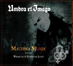 Imago, Umbra Et - Machina Mundi CD Cover Art