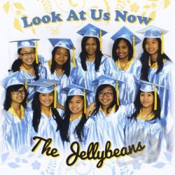 Jellybeans - Look At Us Now CD Cover Art