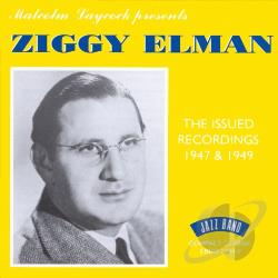 Elman, Ziggy - Issued Recordings: 1947-1949 CD Cover Art