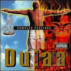 Dulaa - Komplex Feelings CD Cover Art