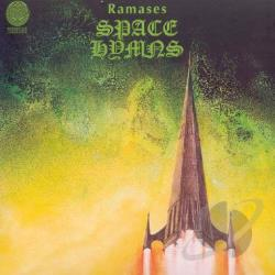 Ramases - Space Hymns CD Cover Art