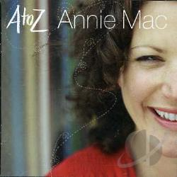 A-Z Of Annie Mac CD Cover Art