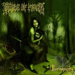 Cradle Of Filth - Thornography CD Cover Art