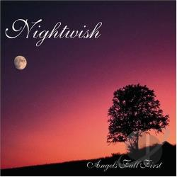 Nightwish - Angels Fall First CD Cover Art