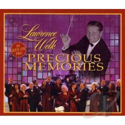 Welk, Lawrence - Precious Memories CD Cover Art