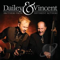 Dailey & Vincent - Brothers from Different Mothers CD Cover Art