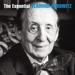 Horowitz, Vladimir - Essential Vladimir Horowitz CD Cover Art