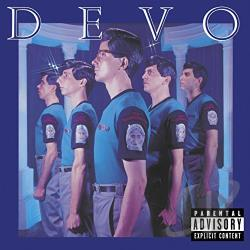 Devo - New Traditionalists CD Cover Art