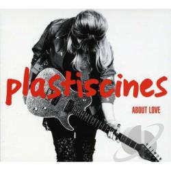 Plasticines - About Love CD Cover Art