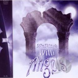 Walking With Angels CD Cover Art