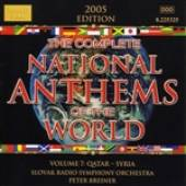 Breiner, Peter - National Anthems Of The World, Vol. 7: Qatar - Syria DB Cover Art