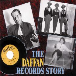 Daffan Records Story CD Cover Art