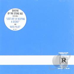 Queens Of The Stone Age - Rated R CD Cover Art