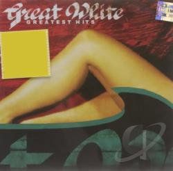 Great White - Greatest Hits CD Cover Art
