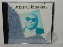 Rodriguez, Arsenio - Todos los Barrios CD Cover Art