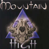 Mountain - High CD Cover Art
