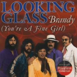 Looking Glass - Brandy (You're a Fine Girl) CD Cover Art