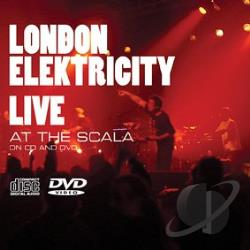 London Elektricity - Live at the Scala CD Cover Art