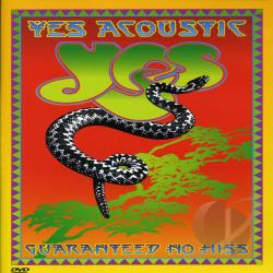 Yes - Acoustic DVD Cover Art