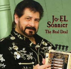 Sonnier, Jo-el - Real Deal CD Cover Art