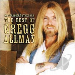 Allman, Gregg - No Stranger to the Dark: The Best of Gregg Allman CD Cover Art