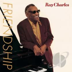 Charles, Ray - Friendship CD Cover Art