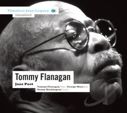 Flanagan, Tommy - Jazz Poet CD Cover Art