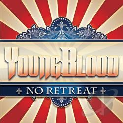 Youngblood - No Retreat CD Cover Art