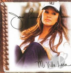Rivera, Jenni - Mi Vida Loca CD Cover Art