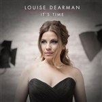 Louise Dearman - It's Time DB Cover Art