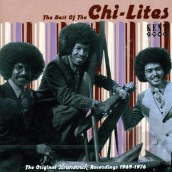 Chi-Lites - Best of the Chi-Lites CD Cover Art