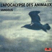 Vangelis - L'Apocalypse Des Animaux CD Cover Art