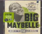 Big Maybelle - Complete OKeh Sessions 1952-1955 CD Cover Art