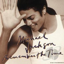 Jackson, Michael - Remember The Time DS Cover Art