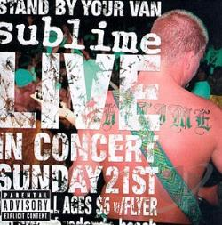 Sublime - Stand by Your Van CD Cover Art