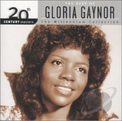 Gaynor, Gloria - 20th Century Masters - The Millennium Collection: The Best of Gloria Gaynor CD Cover Art