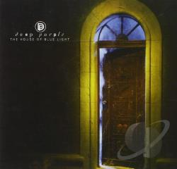 Deep Purple - House of Blue Light CD Cover Art