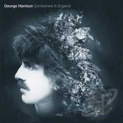 Harrison, George - Somewhere in England CD Cover Art