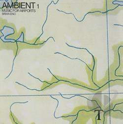 Eno, Brian - Ambient 1: Music for Airports CD Cover Art